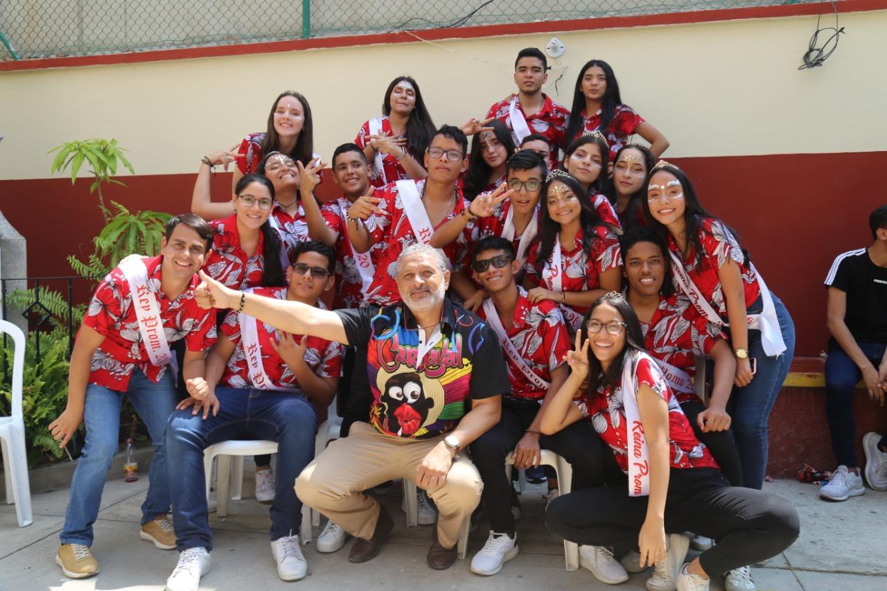Carnavalito Ateneo Técnico Comercial 2020